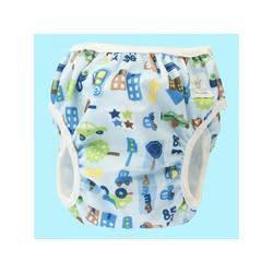 Blümchen Schwimmwindel Badewindel Beep BabyBadehose S 3-6 kg