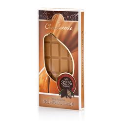 Edel-Blonde Schokolade 32 % Kakao