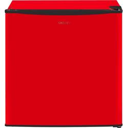 exquisit Gefrierschrank GB40-150E rot, 51 cm hoch, 45 cm breit rot
