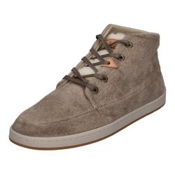 HUB SUBWAY-W N37 Sneaker Dark Taupe 40 EU