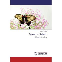 Queen of fabric als Buch von Usama Ghazy