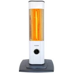Heizstrahler StandLine Mini 12, 1200 W, 2 Heizstufen, Thermostat weiß