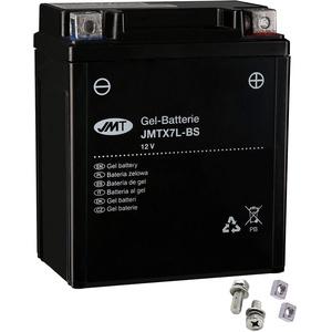 YTX7L-BS JMT Gel Batterie für KLX 250 S Baujahr 2009-2017