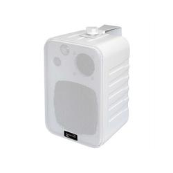 Dynavox LS-5L3 Lautsprecher (60 Watt, 3-Wege Wand- & Deckenlautsprecher, 1 Paar inkl. Wandhalterungen)