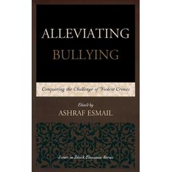 Alleviating Bullying als Buch von