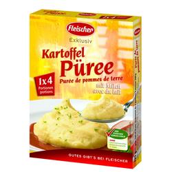 Kartoffelpüree 135g - Fleischer