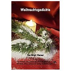 Weihnachtsgedichte. Birgit Marner  - Buch