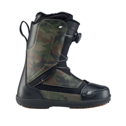 K2 Snowboard - Lewiston Camo 2020 - Herren Snowboard Boots - Größe: 9 US