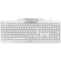 Cherry Secure Board 1.0 DE weiß/grau JK-A0400DE-0
