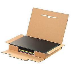 20 Nestler Versandkartons 35,0 x 25,0 x 1,8 cm