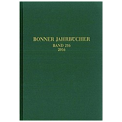 Bonner Jahrbücher - Buch