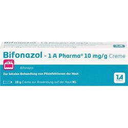 BIFONAZOL-1A Pharma 10 mg/g Creme 15 g