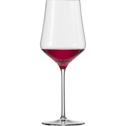 Eisch Rotweinglas Sky SensisPlus (4-tlg), bleifreies Kristallglas, 490 ml