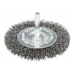 Bosch Scheibenbürste für Bohrmaschinen, gewellter Draht, 50 mm, 12 mm