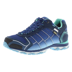 Meindl Meindl Damen Hikingschuhe X-SO 30 Lady GTX Azurblau Petrol Damen Hiking Schuhe Outdoorschuh 37.5 (4.5 UK)