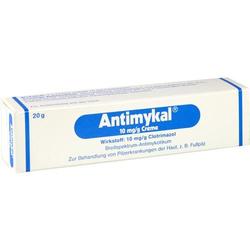 ANTIMYKAL 10 mg/g Creme 20 g