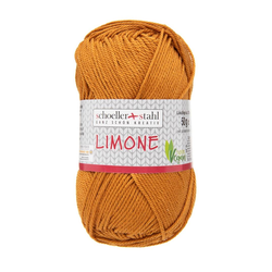 Kurtenbach Limone, 178 Zimt, 50g, 100% Baumwolle, Baumwolle