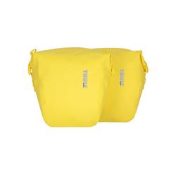 Thule Fahrradtasche Shield PannierShield Pannier, Plane gelb