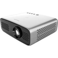 Philips NeoPix Ultra 2TV Full HD 3000 - LCD-Projektor - silber/schwarz LCD-Beamer silberfarben