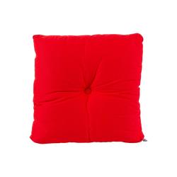 BioKinder - Das gesunde Kinderzimmer Sitzkissen, Sitzkissen 40x40 cm Rot rot