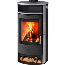 Fireplace Kaminofen PORTO, 6,3 kW, Zeitbrand