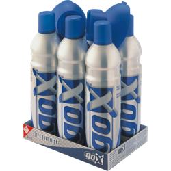 GOX Sauerstoff medizin.Zwecke Sixpack 6X6 L