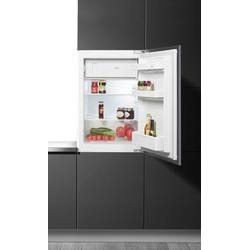 BEKO Einbaukühlschrank B1754FN, 86,6 cm hoch, 54,5 cm breit