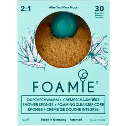 Foamie Sponge Aloe You Vera Much
