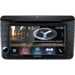 Kenwood Audio-System (Kenwood DNX518VDABS - VW Skoda Seat 2DIN Navigation Multimedia Autoradio DAB)