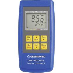 Greisinger GMH3651 Kombi-Messgerät O2-Konzentration, O2-Sättigung, Druck, Temperatur