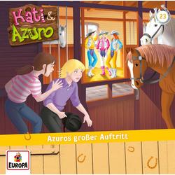 Kati & Azuro 23. Azuros großer Auftritt