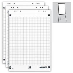 OXFORD Flipchart-Papier Smart Chart kariert