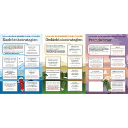 Plakate - Richtig schreiben in Klasse 7 und 8. (3 Plakate)