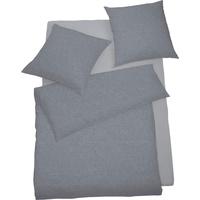 SCHLAFGUT Select Lipari anthrazit (155x220+80x80cm)