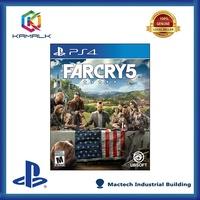 Far Cry 5 (PEGI) (PS4)