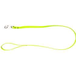 HEIM Hundeleine Biothane, Biothane, L: 1,2 m, B: 1,3 cm, versch. Farben gelb
