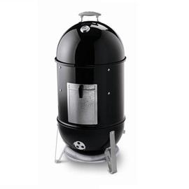 WEBER Holzkohlegrill Smokey Mountain Cooker 37 cm schwarz