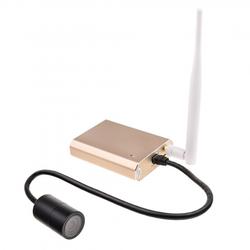 Full HD IP Server mit Kamera Secutek SAB-NC132SPW - WLAN, PoE, P2P Lochkamera