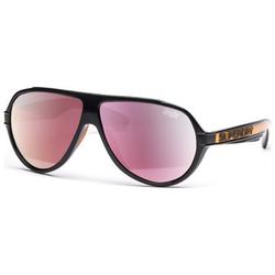 Superdry SDS Downtown 104 5710 black orange Sonnenbrille
