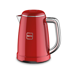 Novis Wasserkocher Kettle KTC1 Red