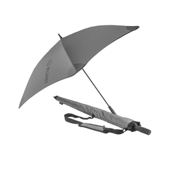 Blunt Golfregenschirm Blunt, Regenschirm, Sturmschirm bis 120 km/h grau