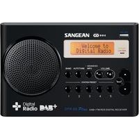 Sangean DPR-69+ schwarz