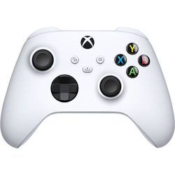 Microsoft Wireless Controller Gamepad Android, iOS, PC, Xbox One, Xbox One S Weiß