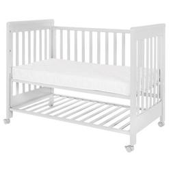 Treppy® Beistellbett Dreamy Plus 2 weiß 60 x 120 cm