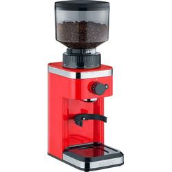 Graef Kaffeemühle CM 503, rot, 135 W, Kegelmahlwerk