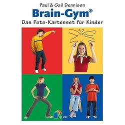 Brain-Gym®: Das Foto-Kartenset für Kinder