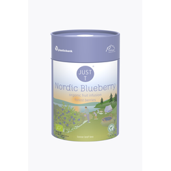 Just T Nordic Blueberry 125g loser Tee