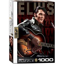 empireposter Puzzle Elvis Presley Comeback Special - 1000 Teile Puzzle Format 68x48 cm., 1000 Puzzleteile