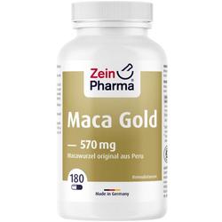MACA Kapseln Maca Gold 270 mg 180 St