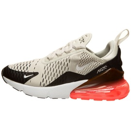 Nike Wmns Air Max 270 grey-black/ white-red, 39